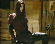 Arrow Jessica De Gouw Autographed Signed 8x10 Photo COA PROOF