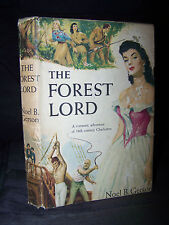 The Forest Lord, 1955, Gerson, Historical Novel of 18th Century Charleston