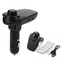 Bluetooth Car Kit MP3-Player FM Transmitter Wireless Radio Adapter USB Ladegerät