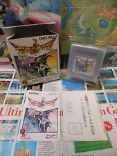 Game Boy GB:Hiryu no Ken Gaiden [TOP CULTURE BRAIN & 1ERE EDITION] Jap
