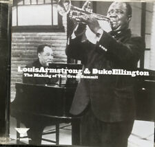 The Making of the Great Summit : Louis Armstrong & Duke Ellington (CD)