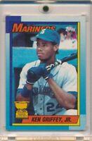 "Ken Griffey Jr. | ""Multiple Error"" 1990 Topps All-star Rookie #336 | Mariners"