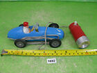 vintage clifford plastic battery powered racing car collectable model 1692