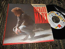 """RICHARD MARX Don't mean nothing/The flame of love 7"""" 1987 SPAIN"""