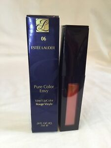Estée Lauder Pure Colour Envy Vinyl Colour Burn Number 06 Lipcolor Lipstick 7ml