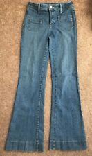 "NYDJ Sz 2 Inseam 31"" Cotton Blend Denim Jeans Classic Rise"