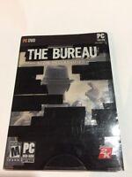 Bureau: XCOM Declassified (PC, 2013) BRAND NEW SEALED