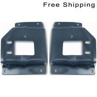 Plate F-SERIES 99-04 FRONT BUMPER BRACKET LH