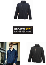 Regatta Apex Soft Shell Jacket wind resistant and breathable Reflective - RG164