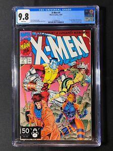 X-Men #1 CGC 9.8 (1991) - Colossus cover