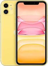 Apple iPhone 11 256GB gelb Smartphone ohne Vertrag - NEU