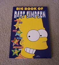 THE BIG BOOK OF BART SIMPSON by MATT GROENING ~ NEW
