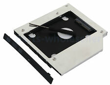 2nd HDD Hard disk SATA SSD Caddy per Lenovo IdeaPad Z50-75 G50-80 B50-70 B50-80