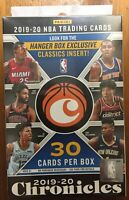 2019-20 Panini Chronicles Basketball Hanger Box Factory Sealed Zion? Ja? Herro?