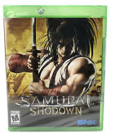 Samurai Shodown for Xbox One Brand New Factory Sealed