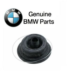 For BMW E36 Shift Lever Boot Manual Transmission Insulating Rubber Boot Genuine