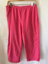 Fresh Produce Pink Cotton Knit Pants - size Medium