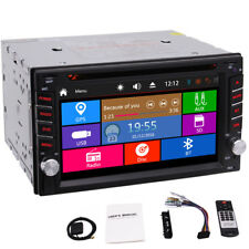 "2017 WINCE Double 2 Din 6.2"" Car DVD Player Stereo GPS Radio Autoradio Remote"