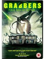 Grabbers DVD (2012) Ruth Bradley Comedy Movie Gift Idea NEW