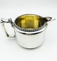 Antique Meriden Britannia Company Silver Plate Creamer #124 1800-1900 USA