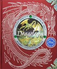 LIBRO DRAGOLOGIA. IL LIBRO COMPLETO DEI DRAGHI - ERNEST DRAKE