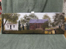SUMMER Corn For Sale Barn Country House Canvas Wall Decor Billy Jacobs LONG