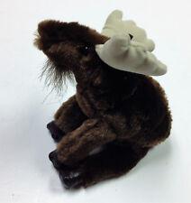 Folkmanis Mini Moose Finger Puppet 2719 Rare New