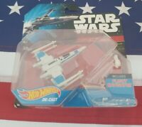 HOT WHEELS STAR WARS STARSHIP - RESISTANCE X-WING FIGHTER