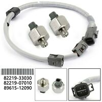 2  Knock Sensor&harness 89615-12090 For TOYOTA LEXUS Avalon Camry Sienna A5