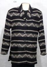 JONES NEW YORK Womens Ladies WOOL Coat Jacket size 6