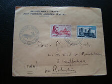FRANCE - enveloppe 19/8/1960 (cy76) french