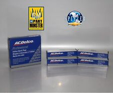 GM OEM Spark Plug - ACDELCO PRO 19300872 (PACK OF 4)