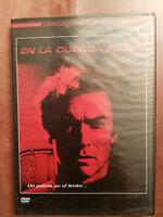 Il La Corda DVD Slim Clint Eastwood Spagnolo English Nuovo