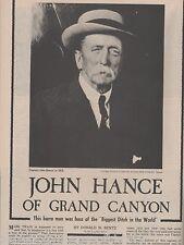 Grand Canyon Biggest Ditch in the World+John Hance*,Bentz,Hull,Lopez