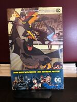 WALMART EXCLUSIVE BATMAN #5 THE ADVENTURES CONTINUE--SEALED - HTF