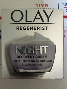 Olay Regenerist Night Recovery Cream 1.7oz ( Fragrance-Free)
