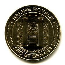 25 ARC-ET-SENANS Saline Royale 3, 2010, Monnaie de Paris