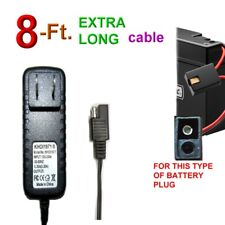 8-FT charger AC adapter 6V battery ride on for PACIFIC CYCLE Disney Quad 4 wheel