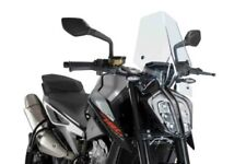 Pare-brise pour motocyclette 2018 KTM