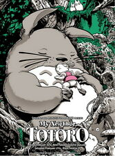 "Joshua Budich ""MY NEIGHBOR TOTORO"" LTD Print Poster Spoke Art Mondo"