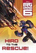 Hiro to the Rescue! (Disney Big Hero 6) (A Stepping Stone Book(TM))