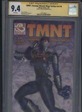TMNT: Teenage Mutant Ninja Turtles #v4 #4 CGC 9.4 SS Eastman 2002 MIRAGE STUDIOS