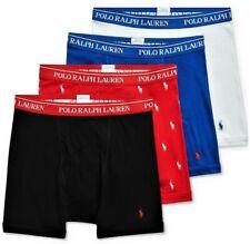 Polo Ralph Lauren 4 PACK Boxer Briefs Classic Reinvented Underwear  NWT