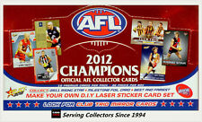 2012 Select AFL Champions Trading Card Factory Box (36 packs)