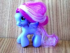 "My Little Pony   - 4""   - 2008  STAR SONG Starsong PURPLE &  PINK"