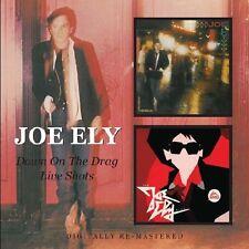 Joe Ely - Down on the Drag / Live Shots [New CD] Rmst, Slipsleeve Packaging