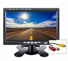 7 inch Monitor TFT Led Lcd HD portable 800x480 for Car Reverse Rear View Camera