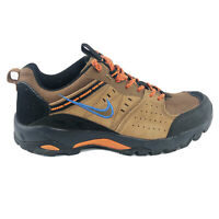 Nike Salbolier ACG Brown Hiking Trail Shoes Men's Size 11 Model 380585-248 EUC