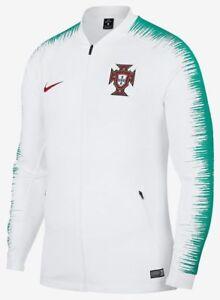 NIKE PORTUGAL ANTHEM JACKET FIFA WORLD CUP 2018 White.