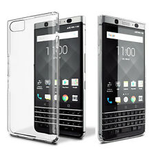 Clear Hybrid TPU Bumper Soft Back Phone Cover Case for Blackberry KEYone